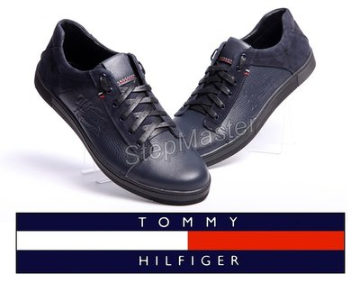 Кеды кожаные Tommy Hilfiger Denim  850 грн - кеды tommy hilfiger в ... 7712ae56820bc