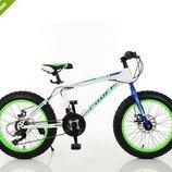 Детский сортивный велосипед 20 дюймов Фетбайк EB20POWER 1.0 S20.3