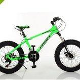 Детский сортивный велосипед 20 дюймов Фетбайк EB20 HIGHPOVER 2.0 A20.1
