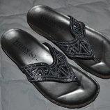 новые брендовые шлёпанцы ортопеды Italian shoe maker 24 см 37 размер