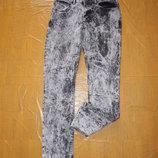 W32 L30, поб 46-48 узкачи варенки джинсы скинни 21Men