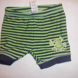 Фирменные Next пляжные плавки для мальчика 3-12 месяцев
