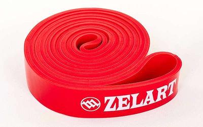 Резина для фитнеса резинка для подтягиваний Power Bands 3917-R мощность S, 2080x28x4,5мм