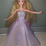 Рапунцель с длинными волосами Сказочные волосы