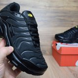 Кроссовки Nike TN Plus black