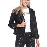 Куртка косуха женская кожаная новая LCWAIKIKI Турция S M L XL 44 46 48 50