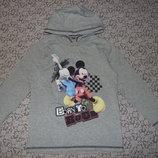 кофта капюшонка хб 8лет сток большой выбор одежды 1-16лет