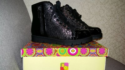 Демисезонные ботинки для девочки Тм B&G 32-37 р. в наличии