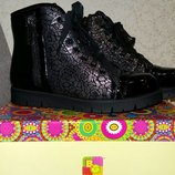 Демисезонные ботинки для девочки Тм B&G 37,37 р. в наличии