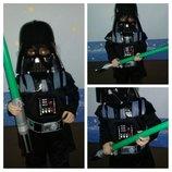 Карнавальный костюм Дарта Вейдер Звездные войны звуковой.на 3-4года.