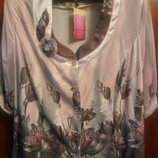 Красивая Блуза Для Пышной Красы