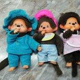 Обезьяны обезьянки куклы Мончичи Monchhichi.