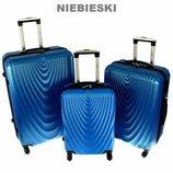 Набор дорожних чемоданов из Польши