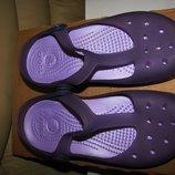 Крокси босоніжки нові Оригінал Crocs р.30 стелька 19 см