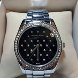 Женские наручные часы Michael Kors, MK Silver/Black