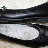 40 разм. Фирменные туфли Waldlaufer. Кожа длина по внутренней стельке 26,5 см., ширина подо