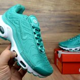 Кроссовки женские Nike TN Plus turquoise, лицензия