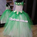 нарядное детское платье арт.5037 в одном варианте