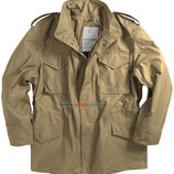 Полевая куртка M-65 Field Coat Alpha Industries хаки