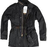 Полевая куртка Slim Fit M-65 Field Coat Alpha Industries черная