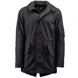 Полевая куртка M-59 Fishtail Alpha Industries черная