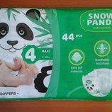 подгузники «Снежная панда» 4 вес 7-18 кг - 44шт/уп