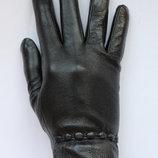 Перчатки натуральная кожа на меху, разные размеры