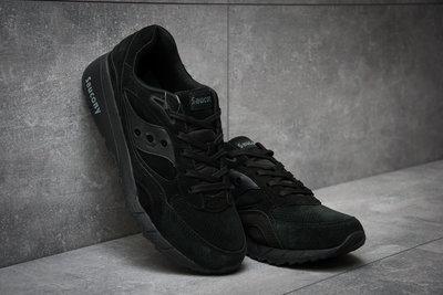 Продано  Кроссовки мужские Saucony Shadow,замша, черные - кроссовки ... 0320e537e2a
