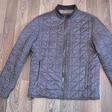 стеганная мужская куртка