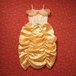 Продаю 11-12 лет Карнавальное платье Бель Красавица и чудовище , Disney, б/у.