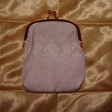 небольшая косметичка Catrice оригинал текстиль идеал кошелек Louis Vuitton Burberry Gucci
