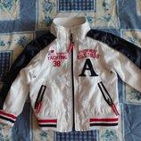 Легкая курточка на мальчика р.92-98