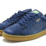 Мужские кроссовки Puma Suede Classic. Производство Румыния