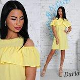Платье 2 цвета 42,44 размеры