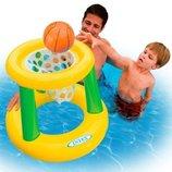 Баскетбольное кольцо детское надувное Intex