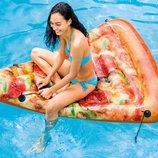 Надувной матрас Intex Пицца