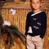 Детский свитер реглан на мальчика