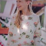 Детский свитшот с принтом размер 134-140 17-66 О