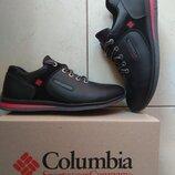 Акция Columbia-кожаные кроссовки
