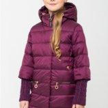 Куртка деми-сезон цвет марсала для девочки весна, осень в наличии