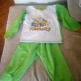 Пижама с начесом костюм комплект набор домашний