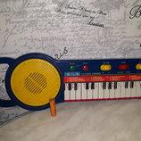 Детское пианино, синтезатор Euro play