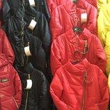 Куртки на весну 128-152 см