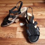 Женские босоножки на каблуке размер 40, 18-4 Ю