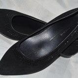 Туфли лодочки кожа ECCO оригінал размер 39 38, туфлі лодочки
