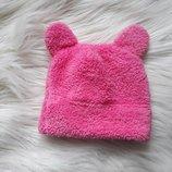 махровая шапочка с ушками