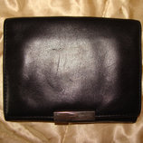 кошелек портмоне M&S St Michael оригинал кожа Louis Vuitton Burberry Gucci