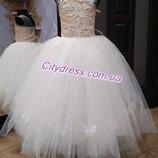 нарядное детское платье арт.5211 в одном варианте