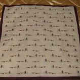 платок мужской Bench хлопок оригинал идеал костюмный Louis Vuitton Burberry Gucci