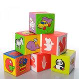 Кубики для ванной 5930 с погремушкой